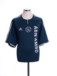 2003-04 Ajax Away Shirt XL