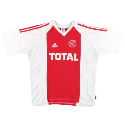 2003-04 Ajax Cape Town adidas Home Shirt M