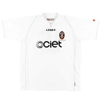 2003-04 Arezzo Away Shirt #16 XL
