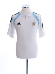 2003-04 Argentina Polo Shirt L