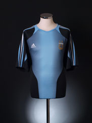 2003-04 Argentina Training Shirt XL