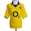 2003-04 Arsenal Away Shirt Pires #7 L
