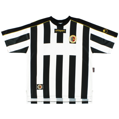 2003-04 Ascoli Home Shirt XL