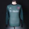 2003-04 Bayern Munich CL Goalkeeper Shirt Kahn #1 M