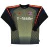 2003-04 Bayern Munich Goalkeeper Shirt Kahn #1 S
