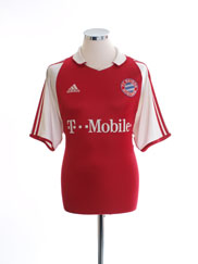 2003-04 Bayern Munich Home Shirt L