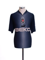 2003-04 Besiktas Fourth Shirt M