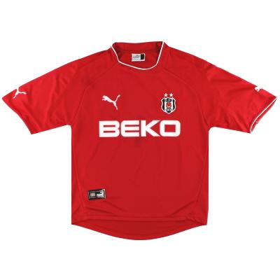 2003-04 Besiktas Puma Third Shirt XL