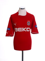 2003-04 Besiktas Third Shirt L