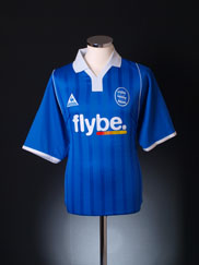 2003-04 Birmingham Home Shirt L