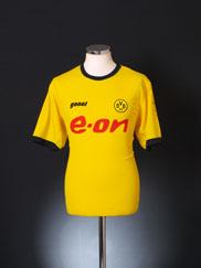 2003-04 Borussia Dortmund Home Shirt M