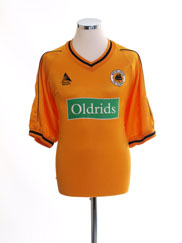 2003-04 Boston United Home Shirt L