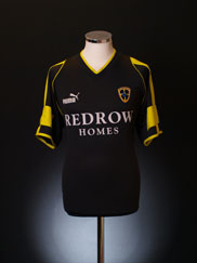 2003-04 Cardiff City Away Shirt M