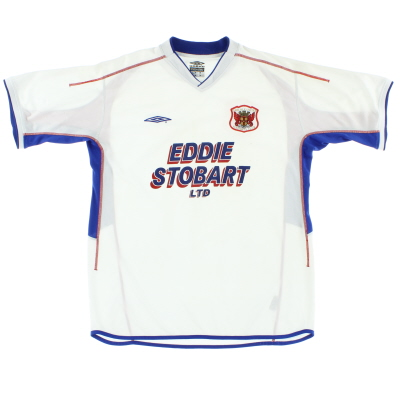 Retro Carlisle United Shirt