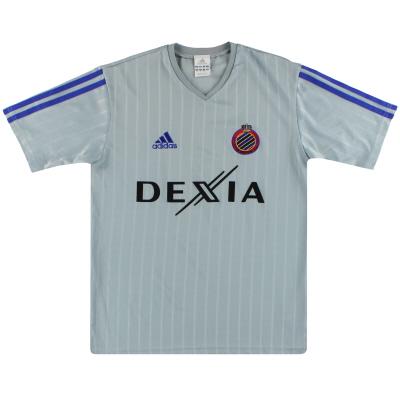 2003-04 Club Brugge adidas Away Shirt L