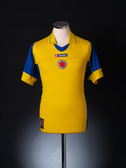2003-04 Colombia Home Shirt L