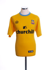 2003-04 Crystal Palace Away Shirt S