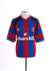2003-04 Crystal Palace Home Shirt *BNWT* M