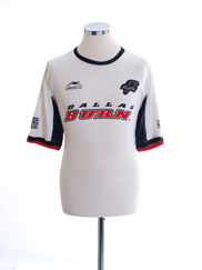 2003-04 Dallas Burn Away Shirt #7 M