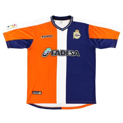 2003-04 Deportivo Away Shirt L