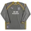 2003-04 Everton Player Issue Goalkeeper Shirt #13 XL