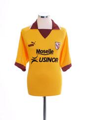 2003-04 FC Metz Away Shirt L