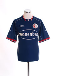 2003-04 FC Twente Away Shirt M