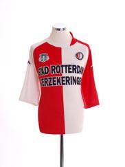 2003-04 Feyenoord Home Shirt XXXL