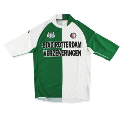 2003-04 Feyenoord Kappa Away Shirt XXXL