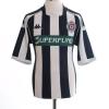 2003-04 FK Partizan Home Shirt Ivic #18 XXL