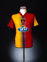 2003-04 Galatasaray Home Shirt XL.Boys