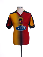 2003-04 Galatasaray Home Shirt M
