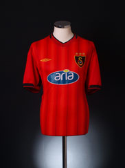 2003-04 Galatasaray Third Shirt S