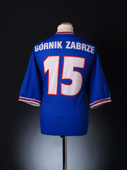 2003-04 Gornik Zabrze Third Shirt #15 XXL