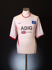 2003-04 Hamburg Home Shirt *BNWT* L