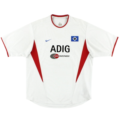 2003-04 Hamburg Home Shirt