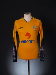 2003-04 Ireland Goalkeeper Shirt M