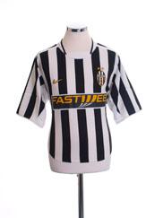 2003-04 Juventus Home Shirt L