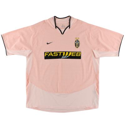 2003-04 Juventus Nike Away Shirt XL