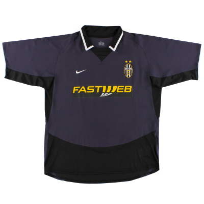 2003-04 Juventus Third Shirt *Mint* XL