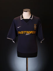 2003-04 Juventus Third Shirt XL