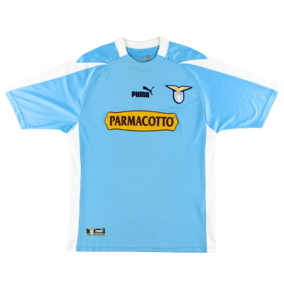 2003-04 Lazio Home Shirt L