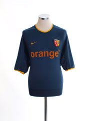 2003-04 Lens Away Shirt L