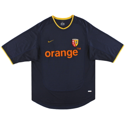 2003-04 Lens Nike Away Shirt M