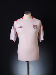 2003-04 Lyon Training Shirt *BNIB* M
