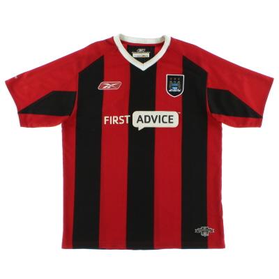 2003-04 Manchester City Away Shirt M