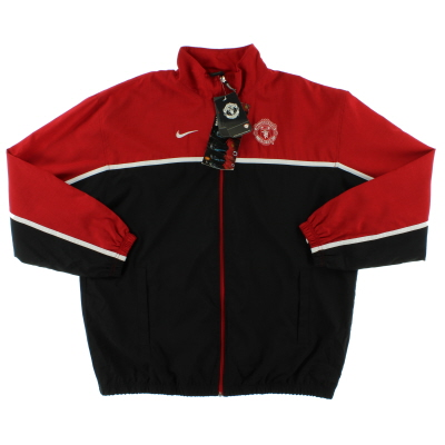 2003-04 Manchester United Nike Woven Jacket *w/tags* XL