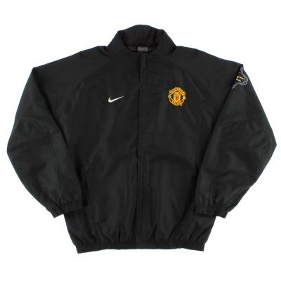 2003-04 Manchester United Nike Track Jacket *Mint* S