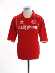 2003-04 Middlesbrough Home Shirt XL