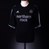 2003-04 Newcastle Away Shirt Dyer #8 L